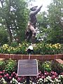 Kennywood - Washington Statue - panoramio.jpg