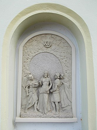 Lord's Day - 15th Station of the Cross: the Resurrection.