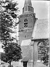 kerk en gemeente toren vanuit het zuiden - zuidland - 20225511 - rce