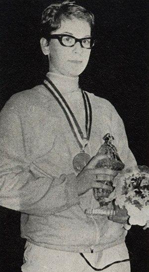 Kerstin Palm - Palm in 1966
