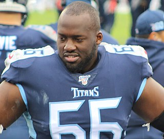 Kevin Pamphile American football offensive guard
