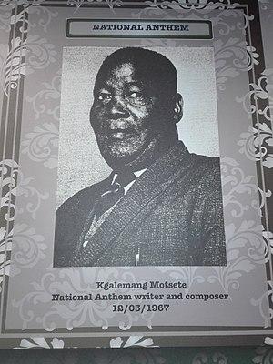 Fatshe leno la rona - Kgalemang Tumediso (K.T) Motsete