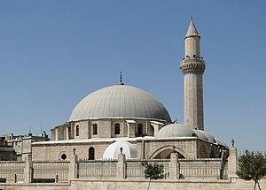Khusruwiyah Mosque - Khusruwiyah mosque