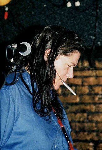 Kim Deal - Kim Deal performing with The Breeders