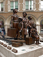 Kindertransport – The Arrival