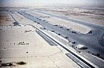 King Fahd International Airport - Parking A-10s on taxiway.JPG