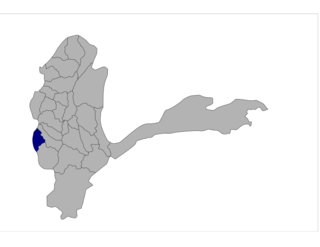Kishim District Place in Badakhshan