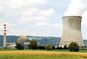 Image illustrative de l'article Centrale nucléaire de Leibstadt