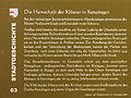 Klöster in Kenzingen, Tafel.jpg