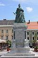 Klagenfurt - Neuer Platz - Maria Theresia.JPG