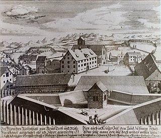Rüti Monastery