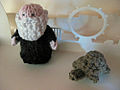 Knitwits- -17 Darwin and Lonesome George (3274240400).jpg