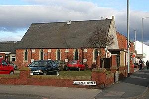 Knott End-on-Sea - Image: Knott End Methodist Church geograph.org.uk 1758574