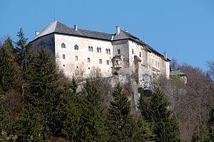 Schloss Hollenburg - Image: Koettmannsdorf Hollenburg 12032008 01