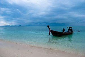 Phuket Province: Koh hae, Thailand