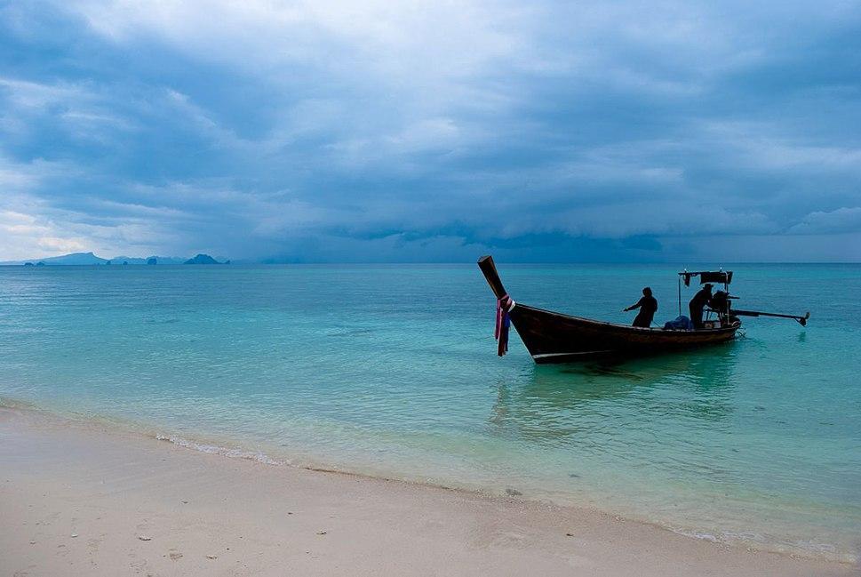 Koh hae, Thailand