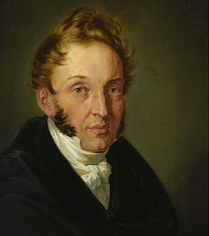 Aleksander Kokular - Self-portrait  (cropped, date unknown)