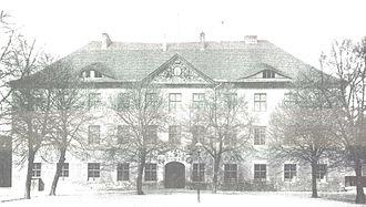 Viadrina European University - Old Collegienhaus (1911)