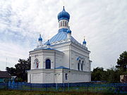 Kolpytiv Lokachynskyi Volynska-Church of Spasa-nord-east view.jpg