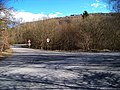 Koněprusy, křižovatka silnic 11524 a 11545, Kotýz.jpg
