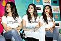 Konkona Sen Sharma, Aahana Kumrah & Plabita Borthakur at media meet of the film Lipstick Under My Burkha (06).jpg