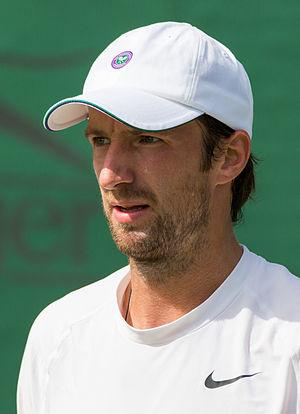 Konstantin Kravchuk - Image: Konstantin Kravchuk 1, 2015 Wimbledon Qualifying Diliff