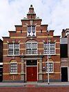foto van Vrijzinnig-Hervormde kerk Voorm. Vrijzinnig-Hervormde kerk (sinds 1990: uitvaartcentrum)