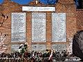 Koszary wojskowe prz ulicy Artyleryjskiej. Miejsce Kaźni Nauczycieli ,Torturowanych i pomordowanych przez Hitlerowców - 1939 r - panoramio.jpg