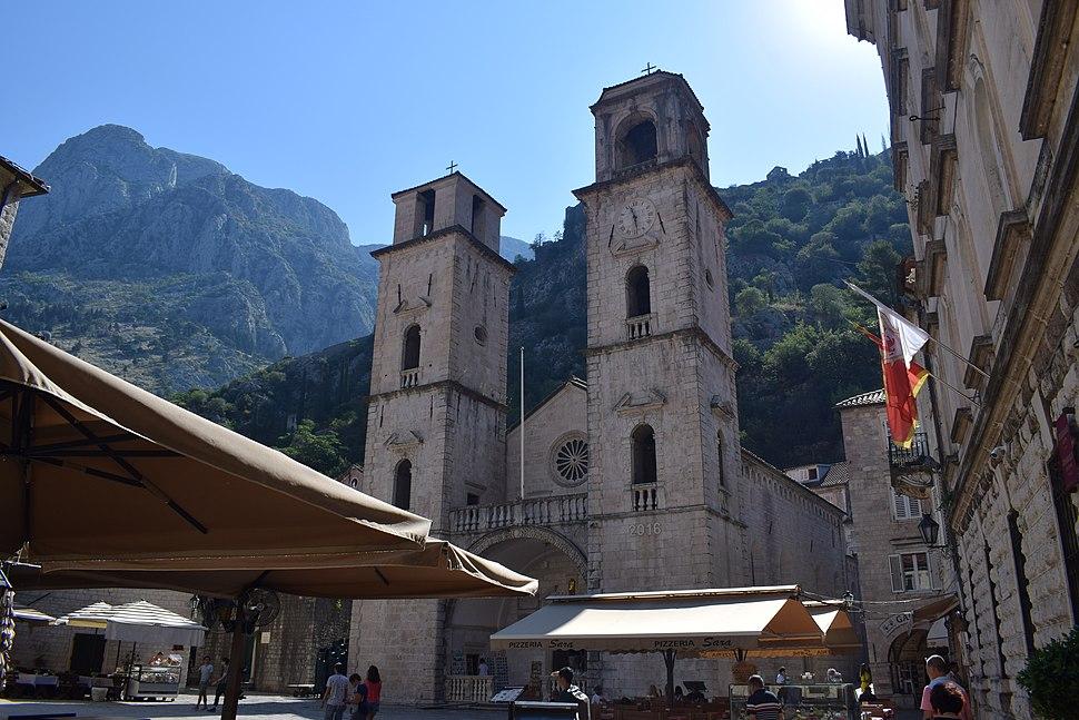 Kotor Cathedral church
