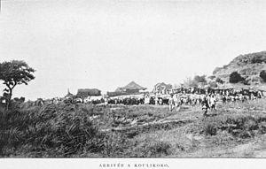 Koulikoro - Image: Koulikoro 1898