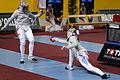 Kozaczuk v Vougiouka 2014 Orleans Sabre Grand Prix t152151.jpg