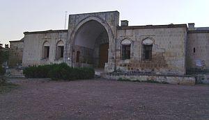 Adana Province - Kurtkulağı Kervansarayı