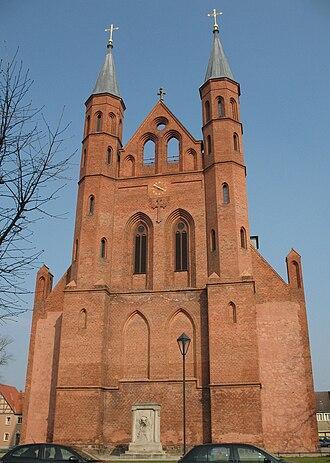 Kyritz - Saint Mary's church