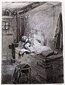 L'Homme qui rit - Les enfants endormis, par Rochegrosse.jpg