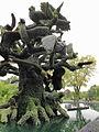 L'arbre aux oiseaux Vue du côté sud - Montréal (Canada).JPG