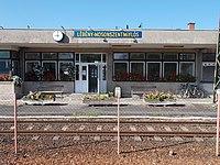 Lébény-Mosonszentmiklós vasútállomás, 2017 Mosonszentmiklós.jpg