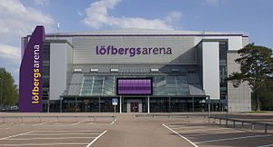 Löfbergs Arena - Löfbergs Arena