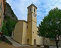 L'église paroissiale du haut village de Touët-sur-Var.JPG