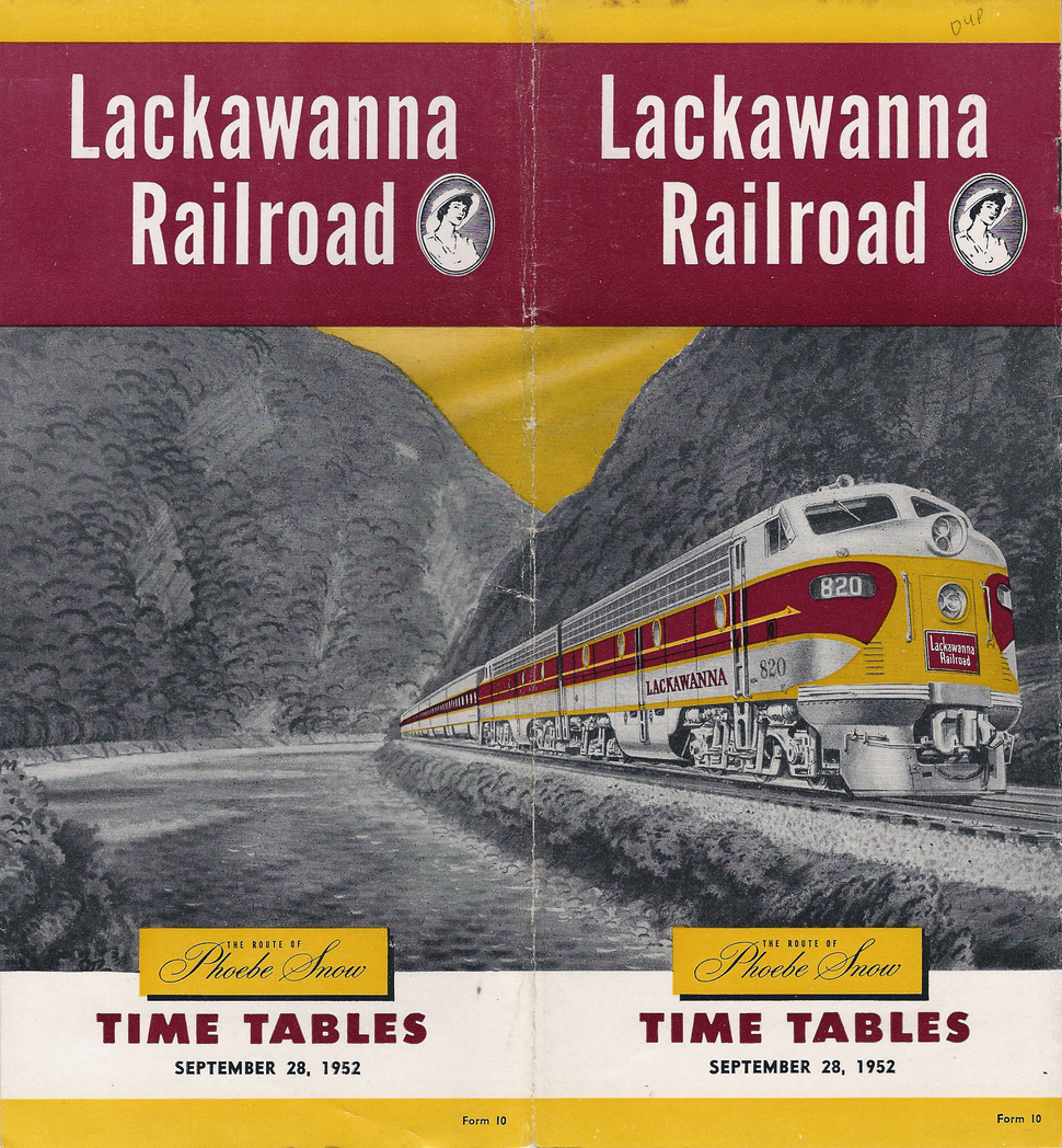 Delaware, Lackawanna and Western Railroad - Howling Pixel on erie lackawanna timetable maps, southern railway system map, rock island system map, milwaukee road system map, penn central system map, erie lackawanna railroad history, delaware lackawanna railroad map, amtrak system map, new york central railroad map, soo line system map, erie railroad track maps, erie lackawanna railroad calendar, erie lackawanna railroad bison yard, erie railroad in ohio,