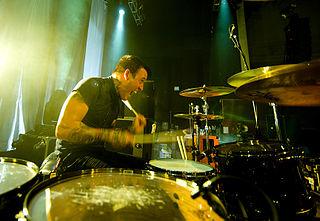 Luke Johnson (musician) English rock drummer