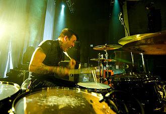 Luke Johnson (musician) - Wolverhampton Civic Hall August 2009