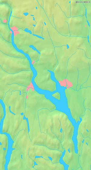 Helgøya, Hedmark - Helgøya is an island in Mjøsa