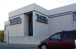 La Crosse Tribune - Building