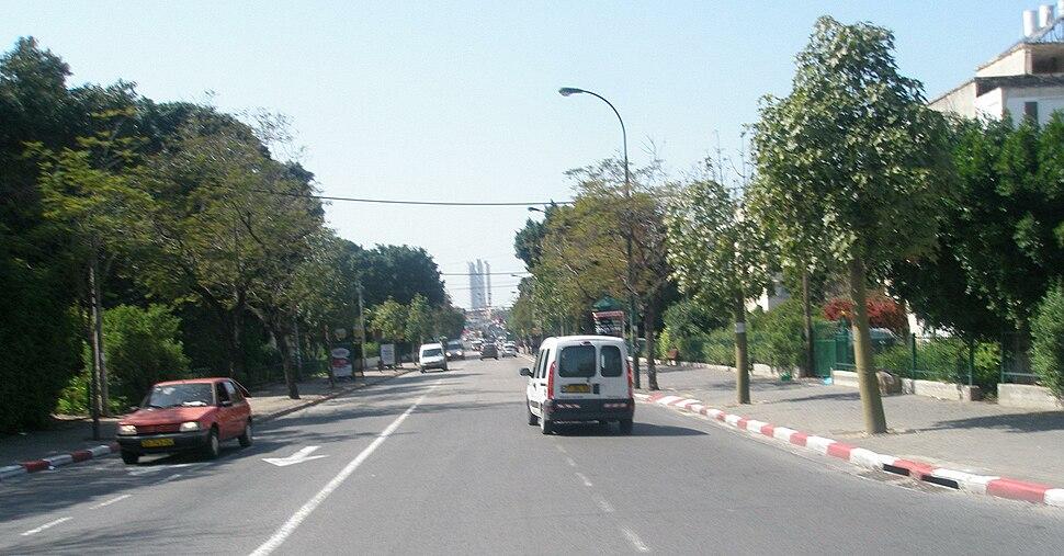 LaGuardia street, Tel Aviv