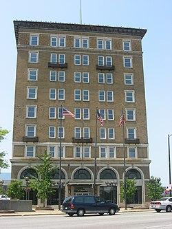 Lasalle Hotel In South Bend Jpg