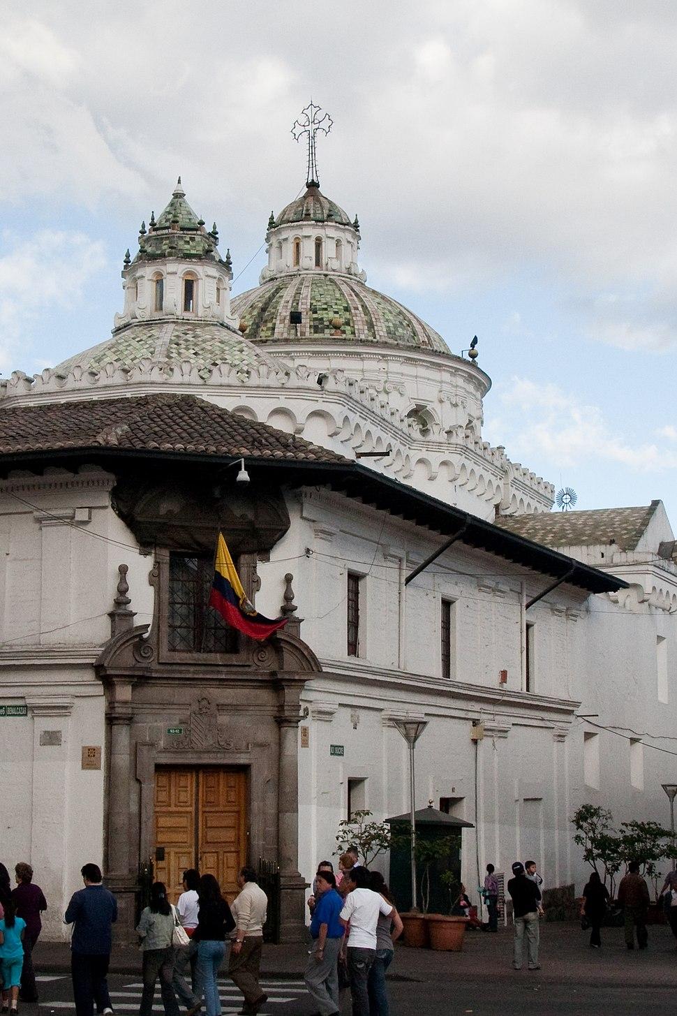 La Compañía, Quito - 6