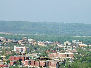 La Crosse, Wisconsin Skyline.JPG