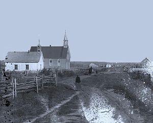 La Doré, Quebec - La Doré in 1903