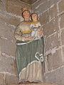 La Trinité-Langonnet (56) Église Statue 03.JPG