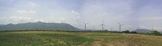 Juchitán District - La Venta wind farm